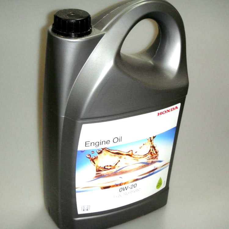 масло 0w20 honda