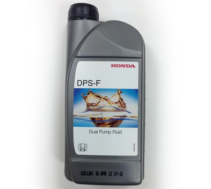 Масло в задний редуктор Хонда DPS-F, 1L, 0829399902HE