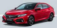 Универсал Honda Civic Tourer 2017