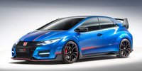 Концепт Honda Civic Type R 2015