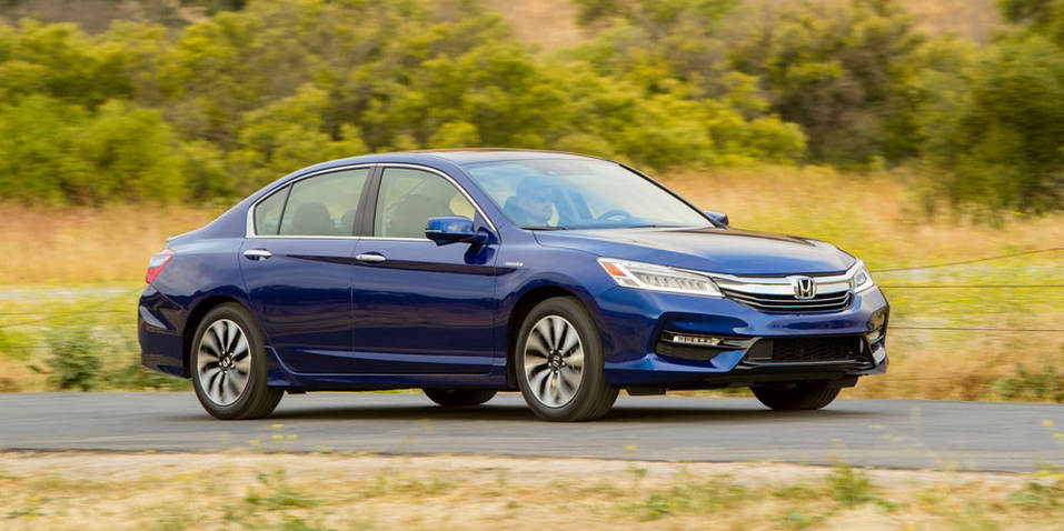 Honda Accord Hybrid2017
