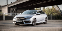 Десятое поколенгие седана Honda Civic