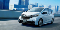Honda Freed Modulo X 2018