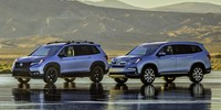 Honda Passport представили в Лос-Анджелесе