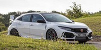 Team Dynamics Motorsport Civic Type R